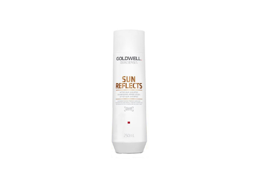 Šampon na vlasy vystavené slunci Goldwell Sun Reflects, 250 ml (202940)
