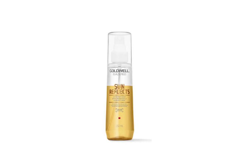 Sprej na vlasy vystavené slunci Goldwell Sun Reflects, 150 ml (206167) + DÁREK ZDARMA