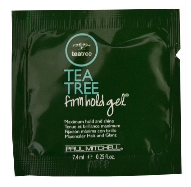 Gel pro maximální pevnost a lesk Paul Mitchell Tea Tree - 7,4 ml (202359)