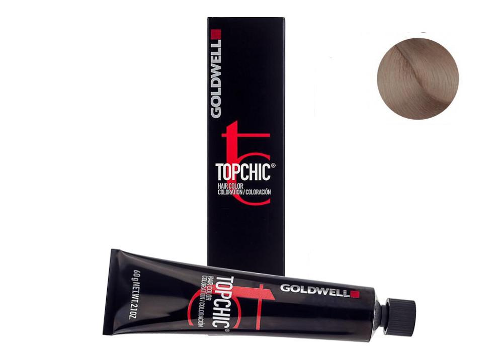 Barva na vlasy TopChic Goldwell 60 ml - odstín 8GB světlá písková béžová blond (201678) + DÁREK ZDARMA