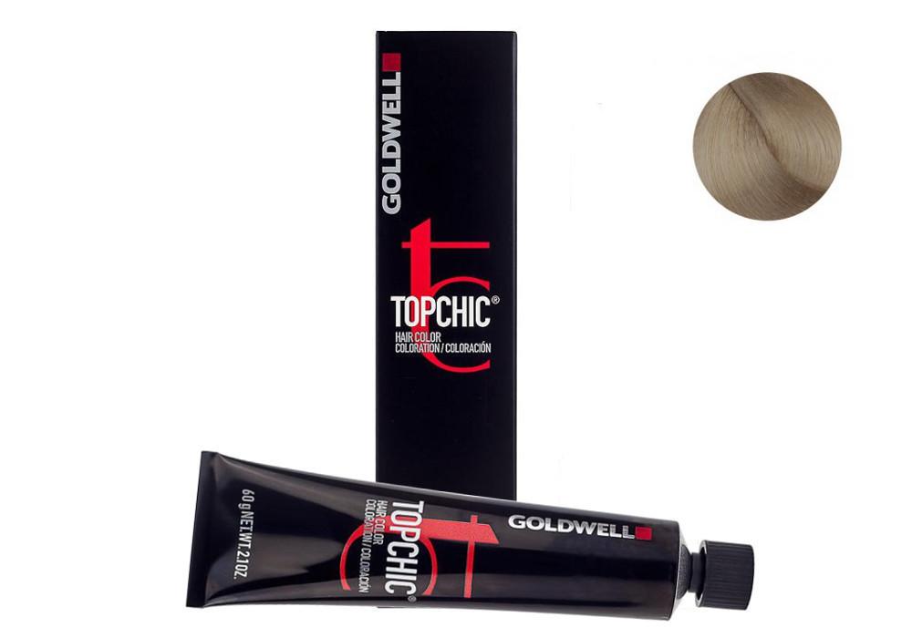 Barva na vlasy TopChic Goldwell 60 ml - odstín 8NA světlá přírodní popelavá blond (201618) + DÁREK ZDARMA