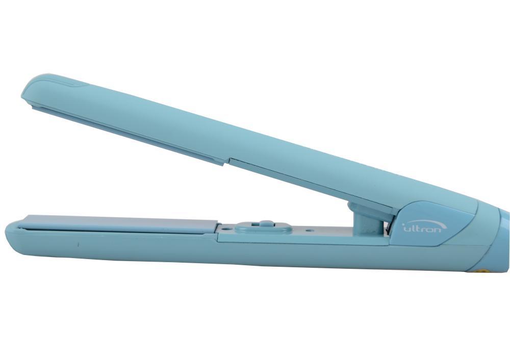 Profesionální žehlička na vlasy Ultron MACH MINI - modrá (0441943) + DÁREK ZDARMA