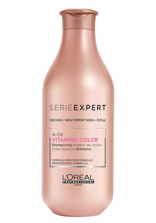 Šampon pro ochranu barvy Loréal Vitamino Color - 300 ml