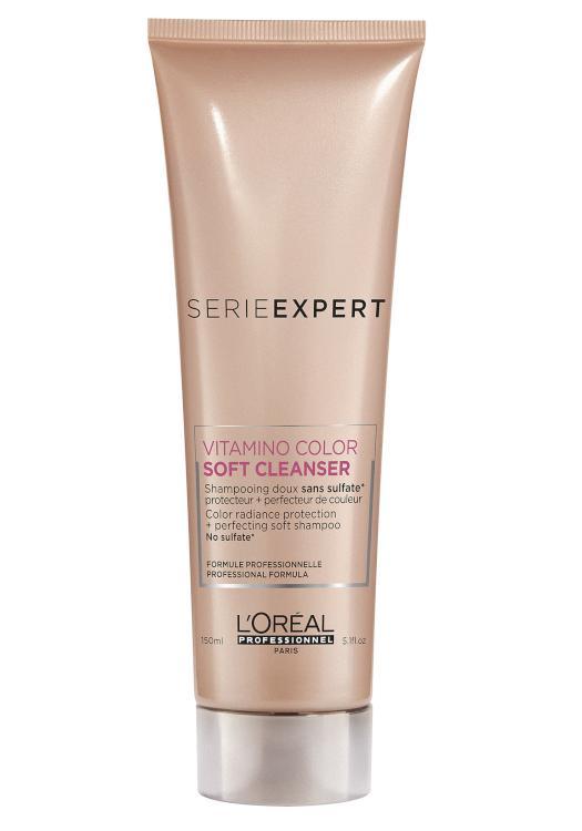 Šampon bez sulfátů pro lesk barvy Loréal Vitamino Color - 150 ml + DÁREK ZDARMA