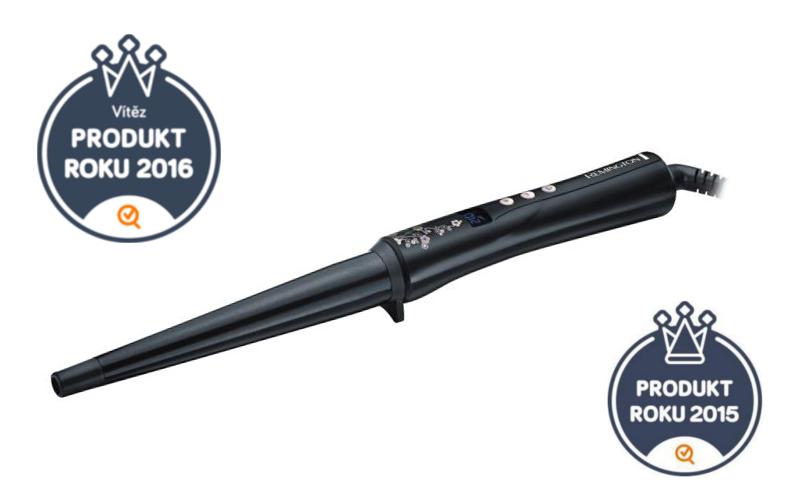 Remington Profesionální kónická kulma Pearl - 25 - 13 mm (Ci95) + DÁREK ZDARMA