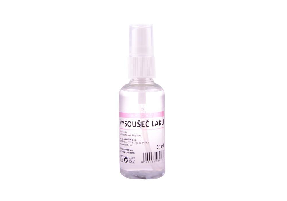 Urychlovač schnutí laku Amoené - 50 ml (011700M050)