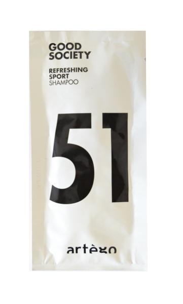 Osvěžující šampon 2v1 Artégo GS 51 - 10 ml (0169312)