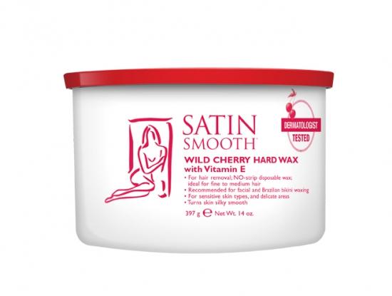 Satin Smooth depilační vosk třešně, vitamín E - 397 g (SSW14CHG) + DÁREK ZDARMA