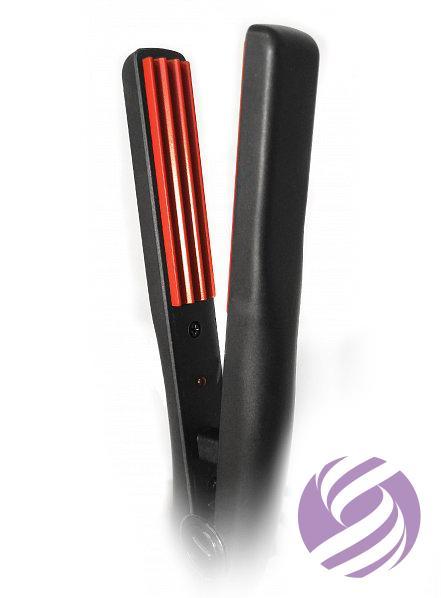 volume iron krepovací kleště na vlasy mini